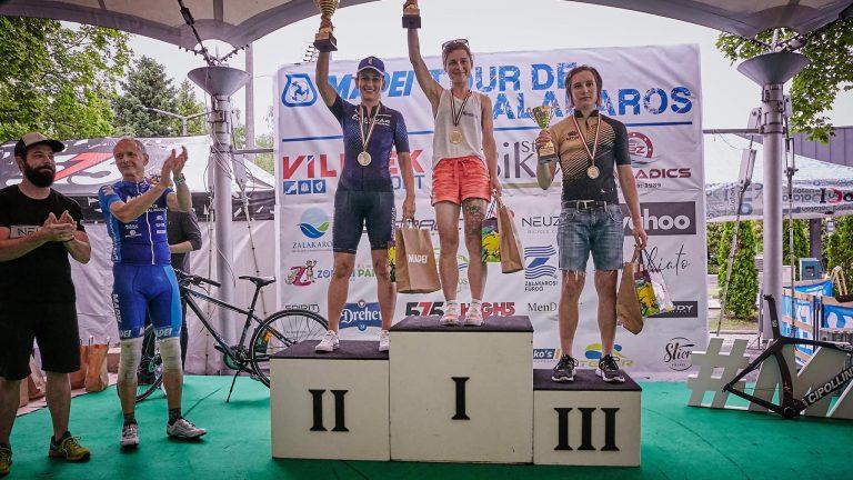 Tour de Zalakaros győzelem!
