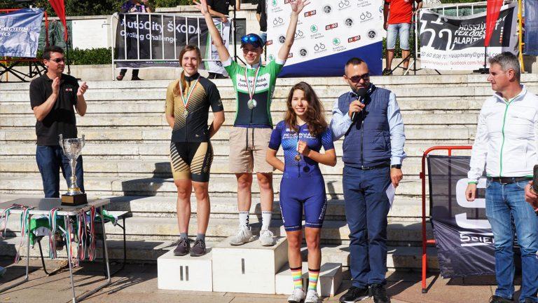 Összetett győzelem az AutóCity Skoda Cycling Challenge-en!
