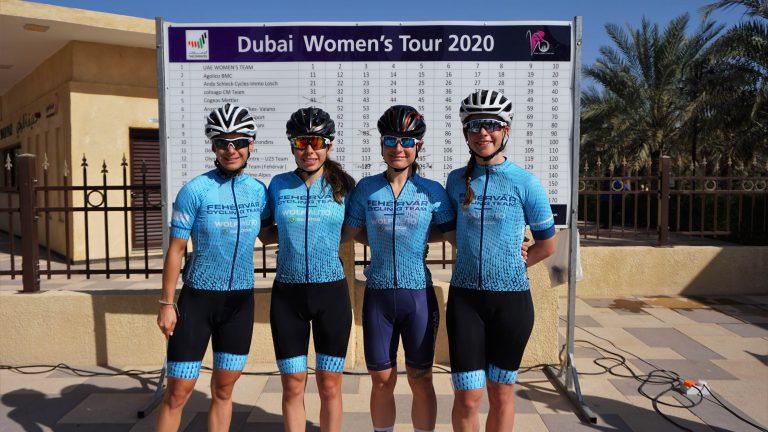 Kősivatag és hőség a Dubaji Körverseny királyetapján