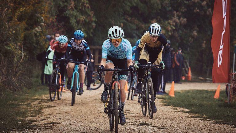 Aranyérem az első cyclo-cross versenyen!